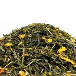 Žalioji arbata Citrina su Ženšeniu