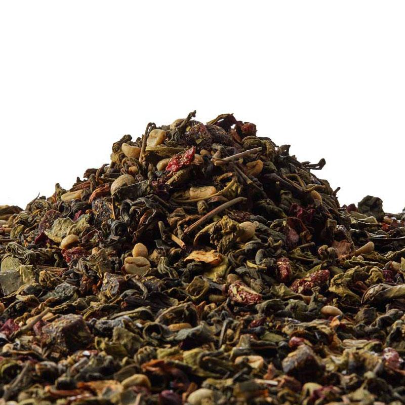 Žalioji arbata Goji Uogos