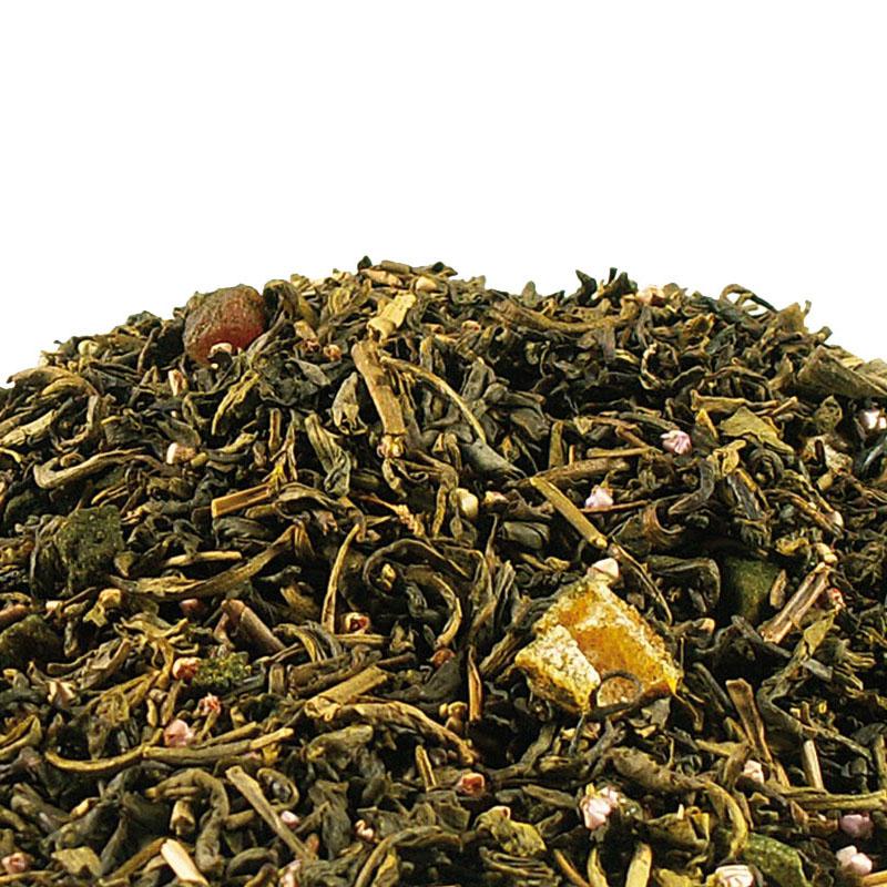 Žalioji arbata Spirulina
