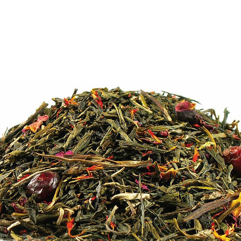 Žalioji arbata Spanguolė Miško Uoga