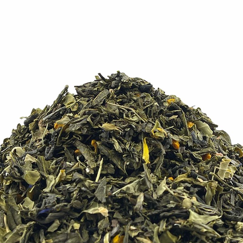 Žalioji arbata Auksinis Sodas