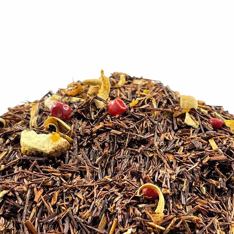 Rooibos arbata apelsinas imbieras