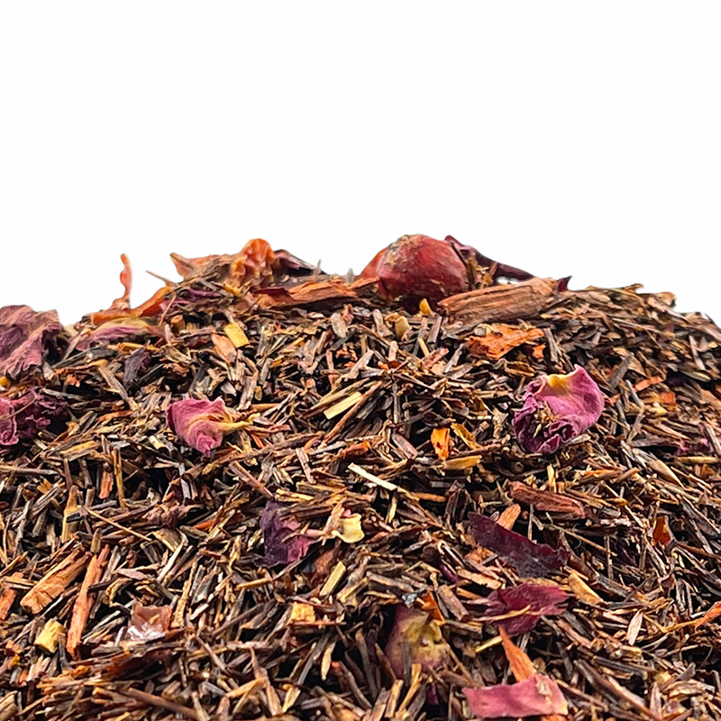 Burentee raudonoji arbata
