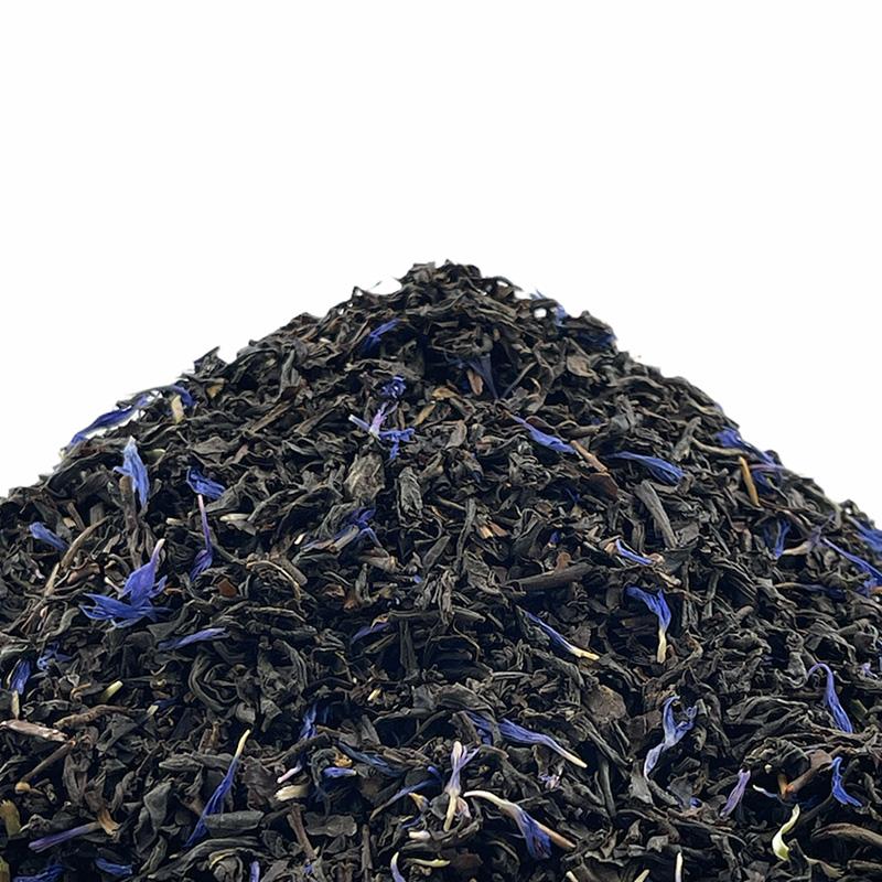 Juodoji arbata Mėlynoji Gėlelė