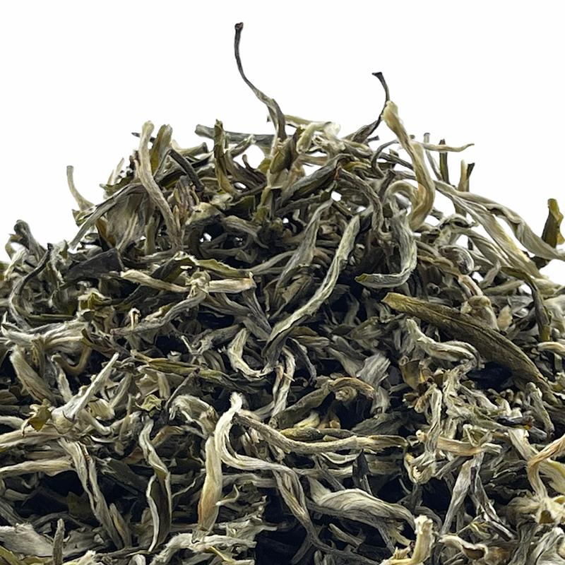 Baltoji Beždžionėlė Pekoe baltoji arbata