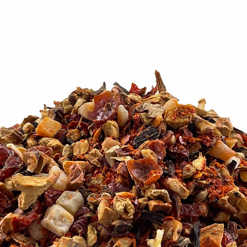 Vaisinė arbata Ugninis Imbieras