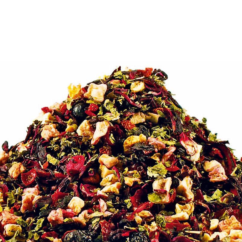 Močiutės vaisinė arbata